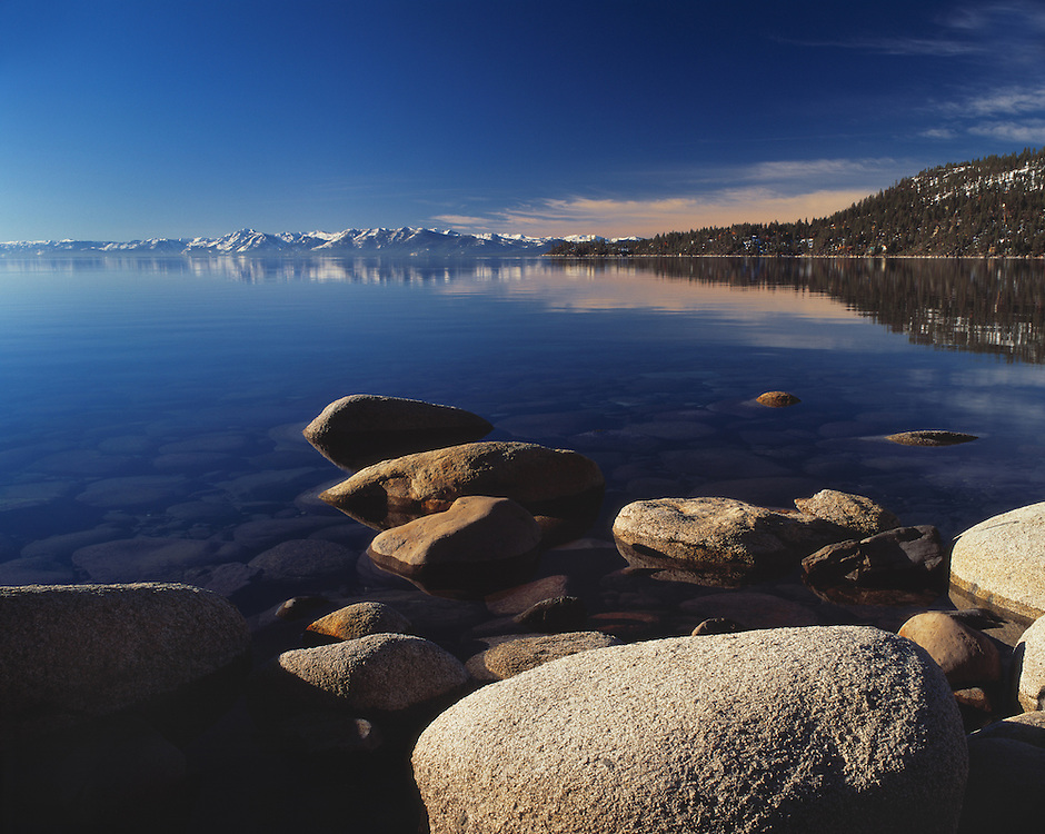 Lake Tahoe North Shore Landscape