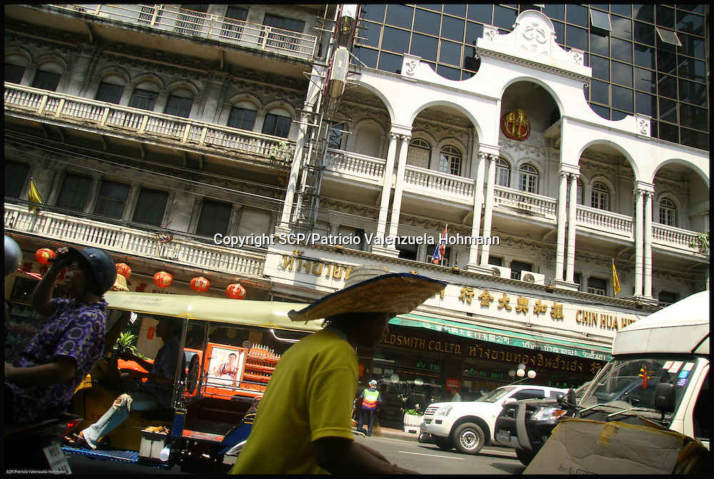 Bangkok is Thailand's major city with about 8 million inhabitants. Roaring traffic, a network of canals, magnificent food, rich and ancient culture.