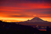 Mount Rainier @ Sunrise, Washington
