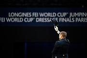 Edward Gal - Glock's Zonik N.O.P.<br /> FEI Longines FEI World Cup Paris 2018<br /> © DigiShots