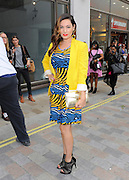 14.SEPTEMBER.2012. LONDON<br /> <br /> KELLY BROOK ATTENDS THE ZOE JORDAN FASHION SHOW FOR LONDON FASHION WEEK.<br /> <br /> BYLINE: EDBIMAGEARCHIVE.CO.UK<br /> <br /> *THIS IMAGE IS STRICTLY FOR UK NEWSPAPERS AND MAGAZINES ONLY*<br /> *FOR WORLD WIDE SALES AND WEB USE PLEASE CONTACT EDBIMAGEARCHIVE - 0208 954 5968*