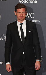 ANDRE VILLA BOAS arrives at the Laureus Sport Awards held at the Queen Elizabeth II Centre, London, Monday February 6, 2012. Photo By i-Images