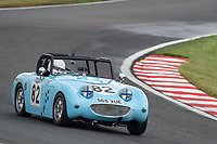 #82 Tim CAIRNS Austin Healey Frogeye Sprite  during CSCC Adams & Page Swinging Sixties Series  as part of the CSCC Oulton Park Cheshire Challenge Race Meeting at Oulton Park, Little Budworth, Cheshire, United Kingdom. June 02 2018. World Copyright Peter Taylor/PSP.