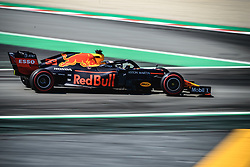 May 12, 2019 - Barcelona, Catalonia, Spain - MAX VERSTAPPEN (NED) from team Red Bull drives in his RB15 during the Spanish GP at Circuit de Catalunya (Credit Image: © Matthias OesterleZUMA Wire)
