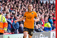 Nottingham Forest v Wolves - EFL Championship