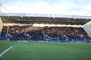 Massive Dundee support at Raith Rovers - Raith Rovers v Dundee,  SPFL Championship at Starks Park<br /> <br />  - &copy; David Young - www.davidyoungphoto.co.uk - email: davidyoungphoto@gmail.com