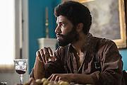 """Jussie Smollett as Josey in WGN America's """"Underground."""""""