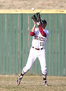 OC Baseball vs McMurry Univ - 3/28/2014