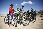 SHOT 5/20/17 10:46:00 AM - Emery County is a county located in the U.S. state of Utah. As of the 2010 census, the population of the entire county was about 11,000. Includes images of mountain biking, agriculture, geography and Goblin Valley State Park. (Photo by Marc Piscotty / © 2017)
