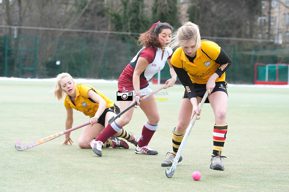 University of Sheffield Hockey 3 (Women) v Sheffield Hallam