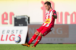 21.07.2017, Franz Fekete Stadion, Kapfenberg, AUT, 2. FBL, KSV 1919 vs FC Liefering , 1. Runde, im Bild Tobias Kainz (KSV 1919) // during the Austrian Erste Liga Match, 1th Round, between KSV 1919 and FC Liefering at the Franz Fekete Stadium, Kapfenberg, Austria on 2017/07/21, EXPA Pictures © 2017, PhotoCredit: EXPA/ Dominik Angerer