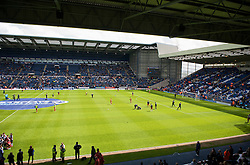WEST BROMWICH, ENGLAND - Sunday, May 17, 2009: West Bromwich Albion's stadium, the Hawthorns before the Premiership match between West Bromwich Albion and Liverpool. (Photo by David Rawcliffe/Propaganda)