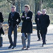 NLD/Amsterdam/20120127 - Uitvaart Jeroen Soer,