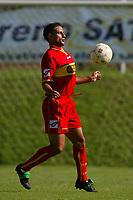 Roccaporena (PG) 31/7/2004 <br /> <br /> <br /> <br /> Ritiro precampionato FC Messina. Amichevole - Friendly Match. <br /> <br /> <br /> <br /> Messina - Selezione AIC 3-0 <br /> <br /> <br /> <br /> Nella foto: <br /> <br /> Marco Zanchi Messina<br /> <br /> Photo Andrea Staccioli