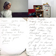 Two year book and multimedia project on the bielany refugee centre Poland from 2008