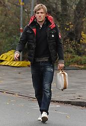 21.11.2010, Trainingsgelaende Werder Bremen, Bremen, GER, 1. FBL, Training Werder Bremen, im Bild Clemens Fritz (Bremen #8)   EXPA Pictures © 2010, PhotoCredit: EXPA/ nph/  Frisch****** out ouf GER ******