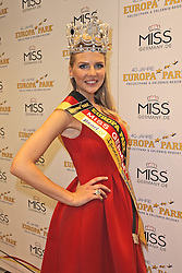28.02.2015, Europapark Dom, Rust, GER, Miss Germany Wahl 2015, im Bild Miss Germany 2015 Olga Hofmann (Miss Pearl.tv 2015) // during the election to Miss Germany 2015 at the Europapark Dom in Rust, Germany on 2015/02/28. EXPA Pictures © 2015, PhotoCredit: EXPA/ Eibner-Pressefoto/ BW-Foto<br /> <br /> *****ATTENTION - OUT of GER*****