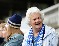 Bristol Rovers fans - Mandatory by-line: Neil Brookman/JMP - 23/12/2017 - FOOTBALL - Memorial Stadium - Bristol, England - Bristol Rovers v Doncaster Rovers - Sky Bet League One