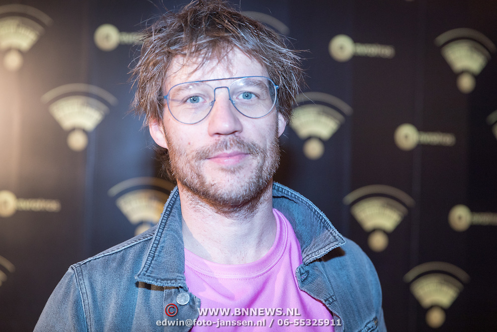 NLD/Hilversum/20180125 - Gouden RadioRing Gala 2017, Giel Beelen