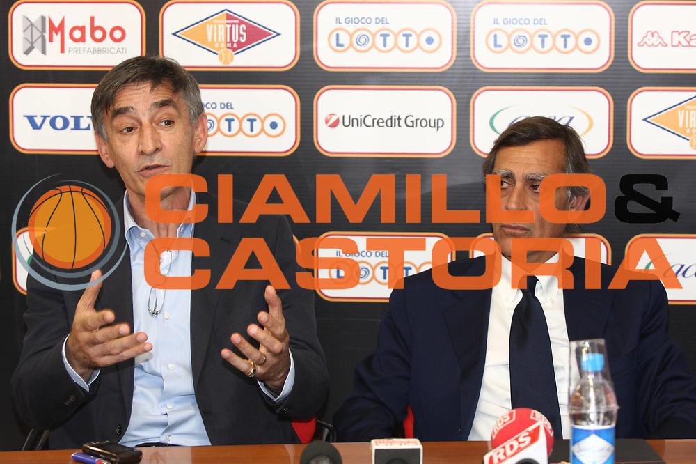 DESCRIZIONE : Roma Lega A 2009-10 Conferenza Stampa Presentazione Boscia Tanjevic<br /> GIOCATORE : Boscia Tanjevic Claudio Toti<br /> SQUADRA : <br /> EVENTO : Conferenza Stampa Presentazione Boscia <br /> GARA : 21/06/2010<br /> CATEGORIA : Conferenza Stampa Ritratto<br /> SPORT : Pallacanestro<br /> AUTORE : Agenzia Ciamillo-Castoria/GiulioCiamillo<br /> Galleria : Lega Basket A 2009-2010 <br /> Fotonotizia : Roma Lega A 2009-10 Conferenza Stampa Presentazione Boscia Tanjevic<br /> Predefinita :