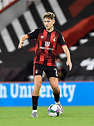David Brooks (7) of AFC Bournemouth during the EFL Cup match between Bournemouth and Crystal Palace at the Vitality Stadium, Bournemouth, England on 15 September 2020.
