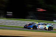 Barwell Motorsport Lamborghini Huracan GT3 with drivers Liam Griffin & Sam Tordoff during the British GT Championship Round 9 at  Brands Hatch England on 6 August 2017. Photo by Jurek Biegus.