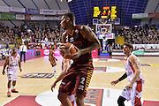 Jamelle Hagins<br /> Venezia 12 Febbraio 2017 -<br /> Campionato Basket Lega A <br /> Umana Reyer Venezia vs Grissin Bon Reggio Emilia<br /> Foto Ciamillo/Michele Gregolin
