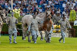 Opening ceremony<br /> CHIO Aachen 2018<br /> © Hippo Foto - Stefan Lafrentz<br /> 17/07/2018
