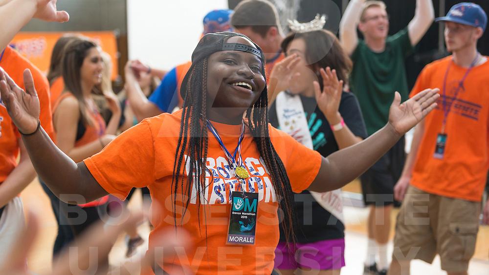 Boise State Dance Marathon, Spring 2015, February 27, St. Lukes Children Hospital, REC, Recreation Center, All Night, Brian Angers Photos