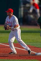 NORMAL, IL - April 08: Jack Butler during a college baseball game between the ISU Redbirds  and the Sacramento State Hornets on April 08 2019 at Duffy Bass Field in Normal, IL. (Photo by Alan Look)
