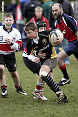 London Wasps Landrover Premiership Cup Festival. Under 12s Action. RGS School. 22-2-09