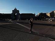 Portugal, Praca do Comercio Lisbon