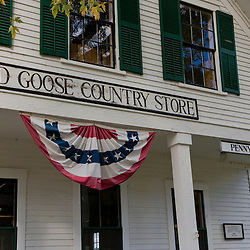 The Wild Goose Country Store in Sunapee, New Hampshire.