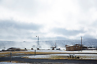Crystal Crane Hot Springs in eastern Oregon.