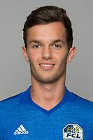 10.07.2017; Luzern; FUSSBALL SUPER LEAGUE - FC Luzern;<br /> Shkelqim Demhasaj (Luzern) <br /> (Martin Meienberger/freshfocus)