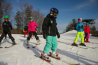Opening weekend at Gunstock Mountain.  Karen Bobotas for the Laconia Daily Sun
