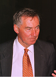 DR ERIC ANDERSON at a party in London on 24th September 1998.MKG 26
