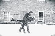 Nicole & Wes' Wintery Cambridge Engagement Session