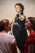 Queen Elizabeth II, 1955, by Pitro Annigoni - The Great Spectacle runs concurrently to the Summer Exhibition and tells the story of the annual show by featuring highlights from the past 250 years.