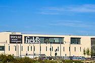 Field's Shopping Centre on the island of Amager in Copenhagen, Denmark