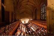 Magdalen College School Carol Service - December 2010, Magdalen College Chapel, Oxford