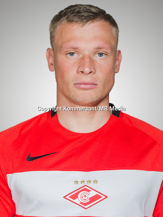 Portraits, Spartak Moscow, August 2016, Russian Premier League