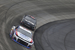 May 6, 2018 - Dover, Delaware, United States of America - Trevor Bayne (6) battles for position during the AAA 400 Drive for Autism at Dover International Speedway in Dover, Delaware. (Credit Image: © Justin R. Noe Asp Inc/ASP via ZUMA Wire)