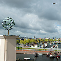 The Amsterdam Scheepvaartmuseum has been undergoing a major restoration.