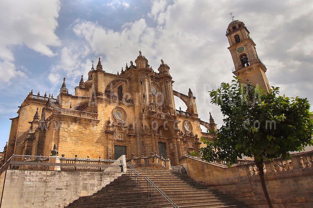 Alberto Carrera, Cathedral of Jerez de la Frontera, Jerez de la frontera, Cádiz, Andalusia, Spain, Europe