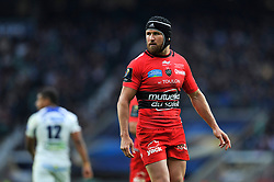 Matt Giteau of Toulon - Photo mandatory by-line: Patrick Khachfe/JMP - Mobile: 07966 386802 02/05/2015 - SPORT - RUGBY UNION - London - Twickenham Stadium - ASM Clermont Auvergne v RC Toulon - European Rugby Champions Cup Final