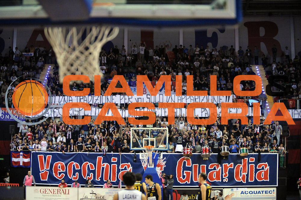 DESCRIZIONE : Biella LNP DNA Adecco Gold 2013-14 Angelico Biella Manital Torino<br /> GIOCATORE : Tifosi<br /> CATEGORIA : Tifosi<br /> SQUADRA : Angelico Biella<br /> EVENTO : Campionato LNP DNA Adecco Gold 2013-14<br /> GARA : Angelico Biella Manital Torino<br /> DATA : 20/10/2013<br /> SPORT : Pallacanestro<br /> AUTORE : Agenzia Ciamillo-Castoria/Max.Ceretti<br /> Galleria : LNP DNA Adecco Gold 2013-2014<br /> Fotonotizia : Biella LNP DNA Adecco Gold 2013-14 Angelico Biella<br /> Predefinita :