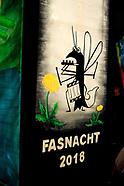 SWITZERLAND - Basel Fasnacht