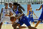 CAGLIARI 20 AGOSTO 2011<br /> CAMPIONATI EUROPEI U 16<br /> ITALIA BELGIO<br /> NELLA FOTO DJEDJEMEL<br /> FOTO CIAMILLO