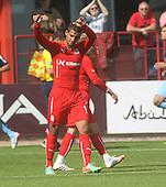 13-07-2014 - Dundee v Manchester City
